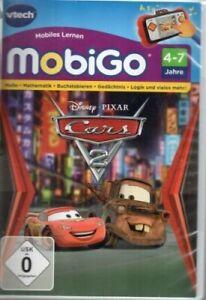 VTech 80-251904 - MobiGo Lernspiel Cars 2 - Neu / OVP