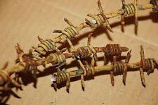 WW2 german barbed wire for helmet M35 M40 M42 M38 paratrooper Battlefield Relic