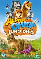 Alpha and Omega - Dino Digs [DVD][Region 2]