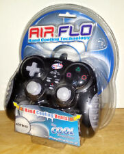 NEW SEALED Sony Playstation 2 AIR FLO controller -Hand Cooling NYKO PS2 Airflo