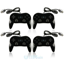 4X Pro Classic Game Controller Pad Console Joypad For Nintendo Wii Remote
