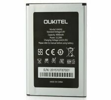 NEW Original Replacement Battery K4000 For Oukitel K4000 15.2Wh 4000mAh 3.8V