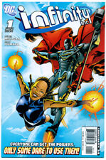 INFINITY INC #1 (2007) - Lex Luthor - 52 - NM Comic!