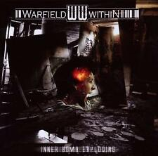 Warfield within-Inner Bomb Exploding-CD NUOVO