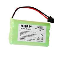 Hqrp Batterie pour Uniden TRU8866 TRU8880 TRU8885 TRU8885-2 TRU8888 TRU9085
