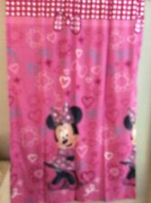 Minnie Mouse Curtain Panels