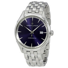 Hamilton Jazzmaster Blue Dial Mens Watch H32451141