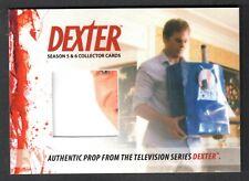 DEXTER SEASON 5 & 6 (Breygent) PROP CARD #DP1 JORDAN CHASE BADGE