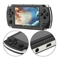 8GB Portable 4.3'' PSP Handheld Video Game Console 10000 Games Built-In Camera Z