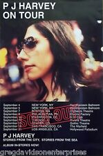 PJ Harvey 24x36 Stories Music Promo Poster