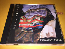 SOUL ASYLUM hit RUNAWAY TRAIN 5 track SINGLE CD black gold live never really bee