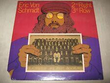 ERIC VON SCHMIDT 2nd Right 3rd Row RARE SEALED New Vinyl LP Geoff Maria Muldaur