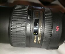 NIKON / AF-S DX 18-200MM F/3.5-5.6G ED VR Lens