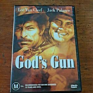 God's Gun DVD R4 Like New! – FREE POST