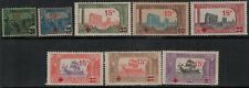 Tunisia 1918 SC B12-B19 Mint SCV Set