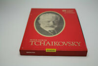 Time Life Records Great Men Of Music Llyich Tchaikovsky 4 Cassette Tape Box Set