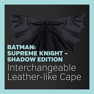 Batman: Supreme Knight - Shadow Edition Interchangeable Leather-like Cape