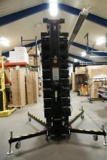 SUMNER Eventer 20 Crank Super Lift (PAIR) NEW Genie quality - Line Array Lifts!