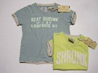 Scotch Shrunk Jungen T Shirt, Scotch Kinder Shirt  Gr. 116 + 128  NEU  - 50 %