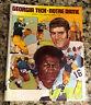 Vintage Nov 5 1977 Georgia Tech vs Notre Dame Football Program Joe Montana