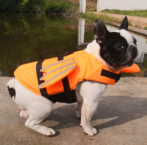 New Dog Puppy Angel Wings Swimming Surfing Life Jacket/Vest Reflective Pet Saver