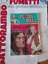 Nuova Collana Pecos Bill N.10 Anno 1971 -  Ed.inteuropa buono