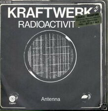 KRAFTWERK 45 TOURS FRANCE RADIOACTIVITY