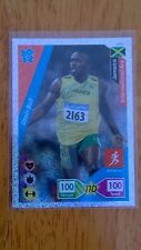 Usain Bolt ROOKIE Card (Official) - Panini London 2012 - Great Condition