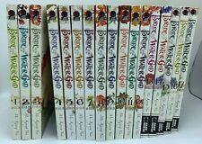 The Bride of the Water volume 1-17 lot (entire english) MI-KYUNG YUN manga