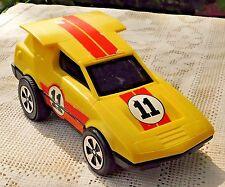 "VINTAGE 1976 MATTEL ""POWER N SPEED"" FRICTION RACE CAR VEHICLE TOY - HONG KONG"