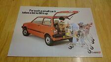 1984 Daihatsu Domino Brochure