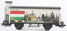 Marklin HO 84682A HUNGARY  International Car  RARE!  NEW