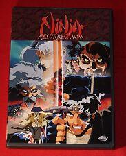Ninja Resurrection - Revenge of Jubei/Hells Spawn (DVD, 1999) DVD NEW SEALED