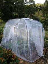 Vegetable Garden Net, tent-shaped 2m cube, protects against insects/birds/ pests