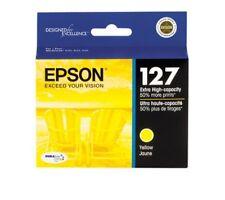 Epson DURABrite Ultra 127 Extra High-capacity Inkjet Cartridge Yellow T127420