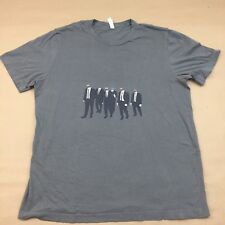 Reservoir Dogs Tarantino Film Gray Short Sleeve XL T-Shirt