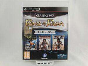 PRINCE OF PERSIA TRILOGY THE SANDS OF TIME WARRIOR WITHIN TWO THRONE SONY PS3