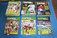 rivista GUERIN SPORTIVO annata Q.COMPLETA 1996 con TUTTI gli INSERTI