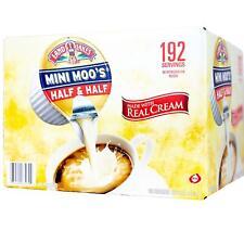 Land O Lakes Mini Moos Creamer, Half Cups, 192 Count*New*