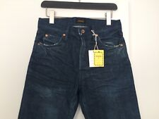 Chimala rinsed selvedge Jeans, $450+ made in Japan