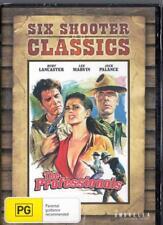 THE PROFESSIONALS - BURT LANCASTER - NEW & SEALED DVD FREE LOCAL POST