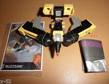 TRANSFORMERS combiner wars BUZZSAW bird DECEPTICON toy FIGURE soundwave sidekick