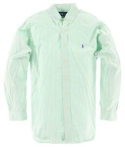 Ralph Lauren Herren Hemd Shirt Gr.16,5 (wie XXXL) Classic Fit Button-Down 116207