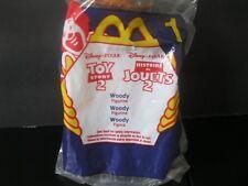 "Toy Story 2  ""Woody Figurine""  NIP McDonald's 1999"