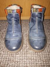 rieker Ladies Boots Ankle Size 7.5 ,In Excelle Conditions