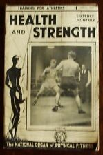 March 1945 Magazine - Heath and Strength