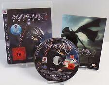 PS3 Playstation 3 - Ninja Gaiden Sigma 2 + Bayonetta + Anleitung + OVP
