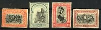 Portugal 1928 Third Independence Issue 50c to 1e sg790/3 cv£110+ (4v) Min Stamps