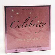 Celebrity by Christine Arbel 2.5 fl oz - 75 ml Eau De Parfum Spray for Women