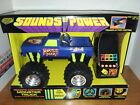 Vintage 1990 Road Champs Monster Truck 4x4 RC Remote Control NEW OLD STOCK BOXED